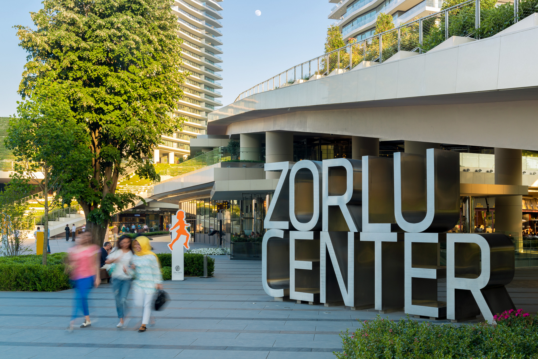 COMMISSIONS – WATG / Zorlu Center